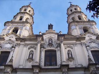 Church of San Pedro Telmo