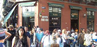 The Dorrego Bar in San Telmo