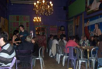 Inside the Acabar Bar