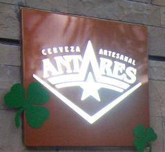 Antares Pub in Palermo, Buenos Aires