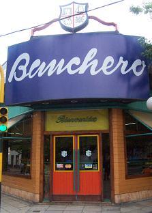 Banchero Pizzeria, La Boca