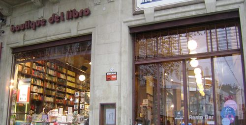 Boutique del Libro – Bookstore and Cafe | BuenosTours