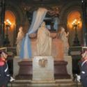 General San Martin's Tomb in Buenos Aires Cathedral