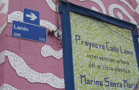 Project Calle Lanin