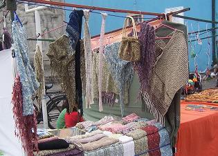 Weekend Feria in La Boca