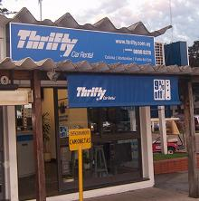 Thrifty Car Rentals, Colonia