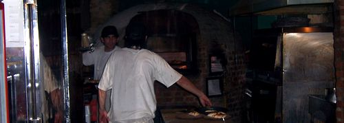 The Empanadas in Cumana are baked in a traditional stone oven