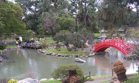 Japanese Gardens, Palermo, Buenos Aires