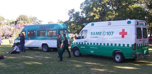 Buenos Aires Ambulances