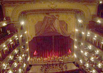 Teatro Colon Stage
