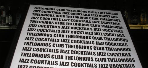 Thelonious Club Jazz Cocktails - Keyword stuffers are alive and well in Buenos Aires!