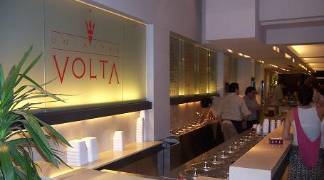 Counter at Un Altra Volta, Recoleta