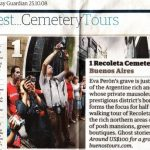 Recoleta: Best Cemetery Tour in the World