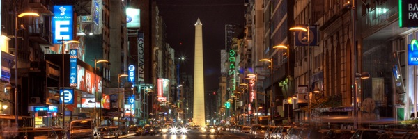 Night in Buenos Aires is upon us, time to take advantage of its world class nightlife!
