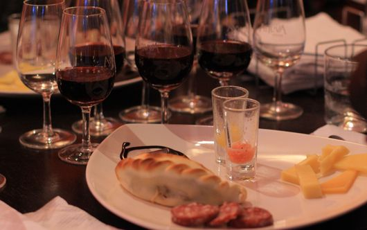 Interesting food pairings come with every Argentine wine