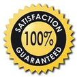100% Satisfaction Money Back Guarantee