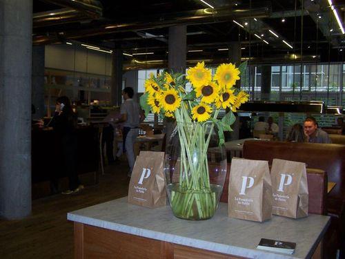Sunny welcome at Pablo Massey's restaurant La Panaderia de Pablo