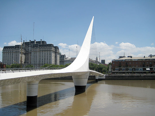 White Bridge Buenos Aires