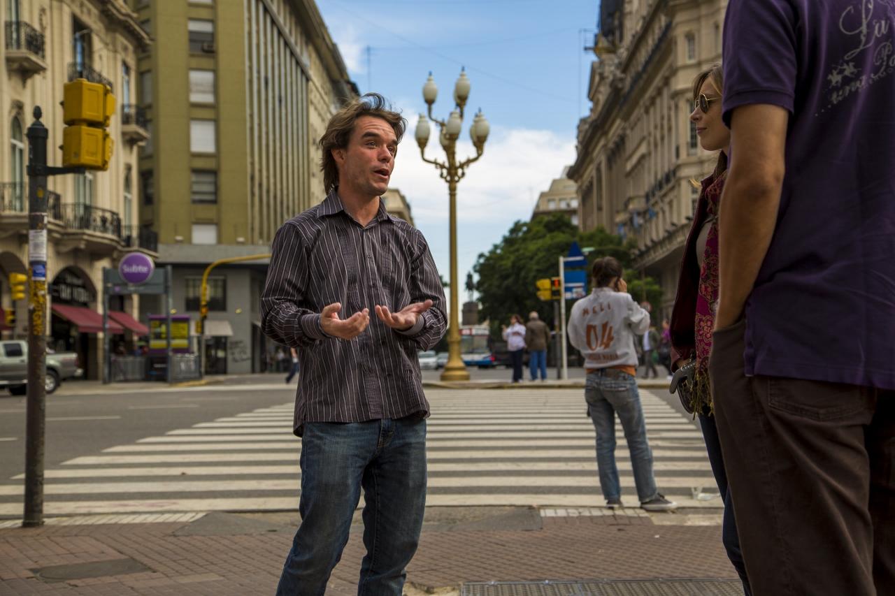Buenos Aires City Center Tour