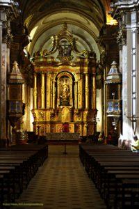 metropolitan cathedral interior