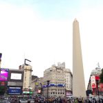 The Buenos Aires Obelisk