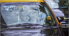 Dario Wigodzky, BA taxi driver
