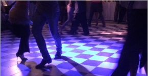 Enjoy an authentic Tango Night Out