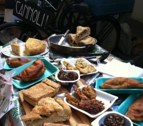 Buenos Aires Underground Market Platter