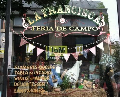 La Francisca - Feria de Campo