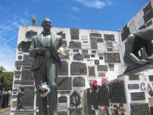 Gardel grave Chacarita