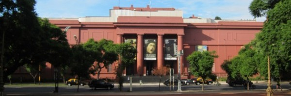 Fine Arts Museum in Buenos Aires