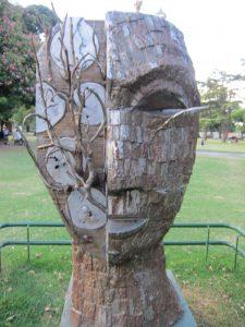 Recoleta Parque Esculturas